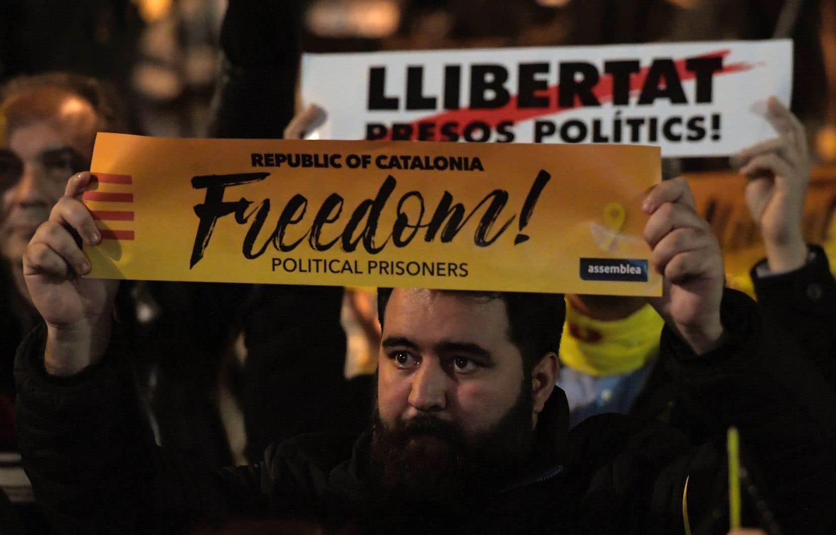Selon les partisans des détenus, il s'agit d'un «cas typique de détention arbitraire» nourri par des «accusations purement politiques».