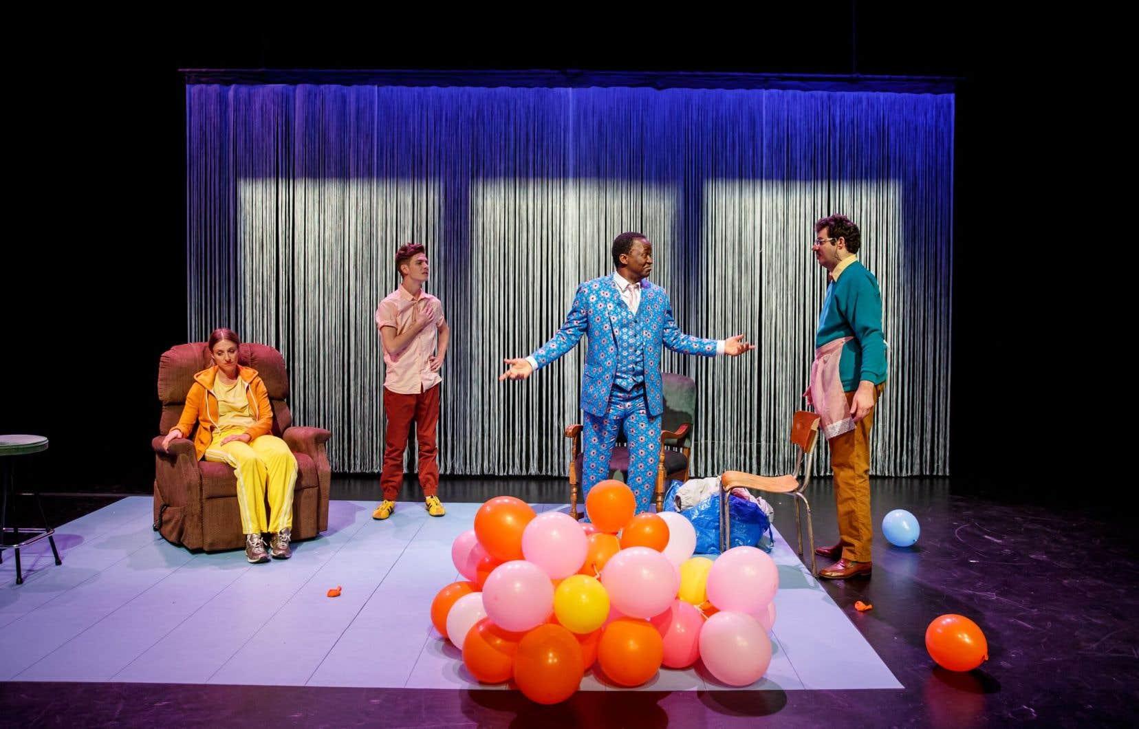 Le spectacle est l'un des plus réussis de la compagnie, sans nul doute le plus riche et équilibré d'un point de vue dramaturgique.