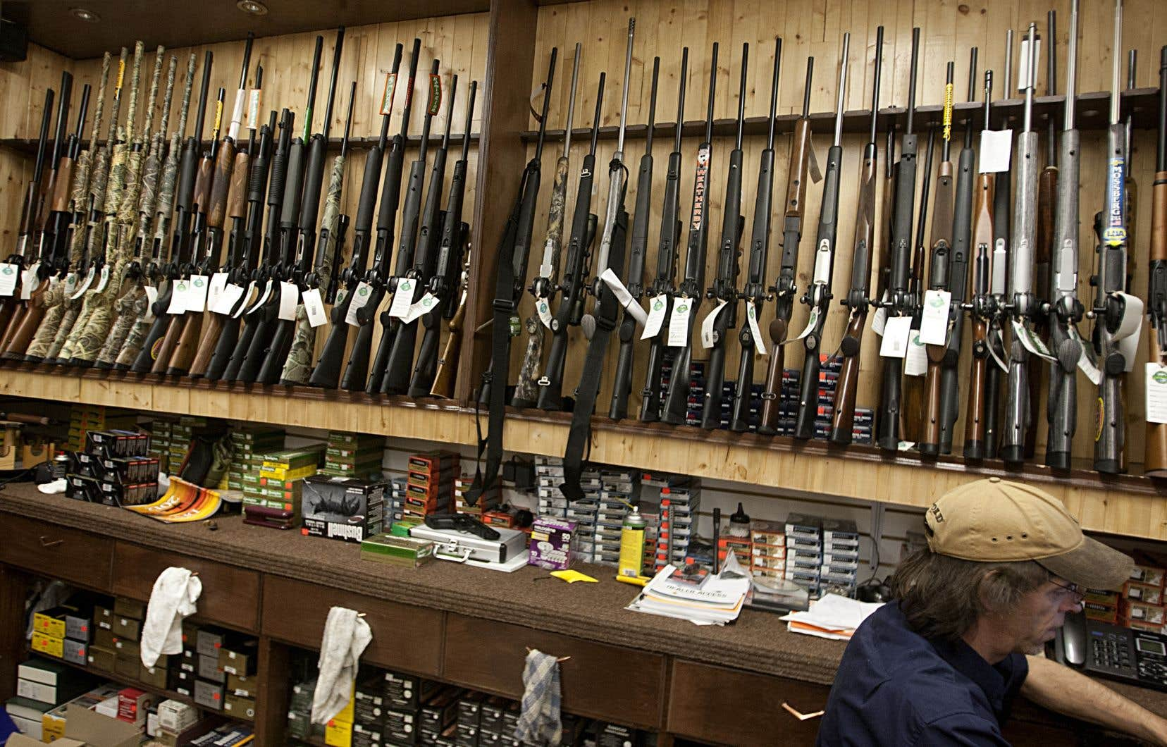 L'Association canadienne pour les armes à feu avait tenté de faire invalider la loi.