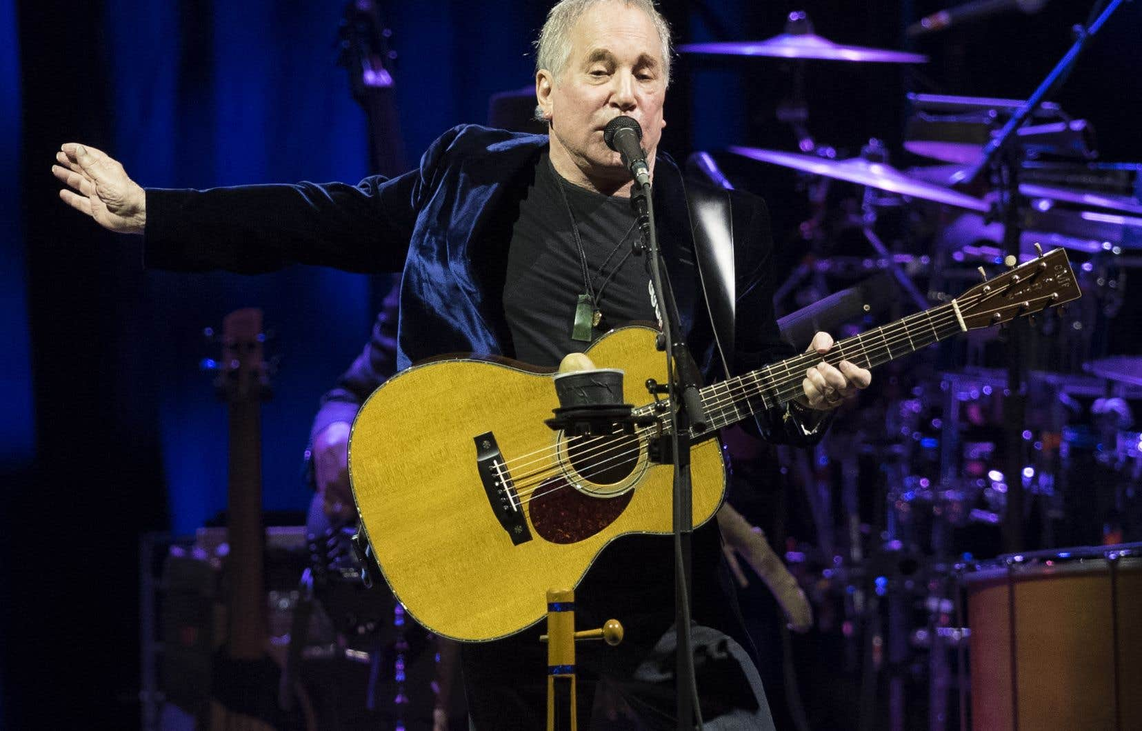 Paul Simon, en 2016