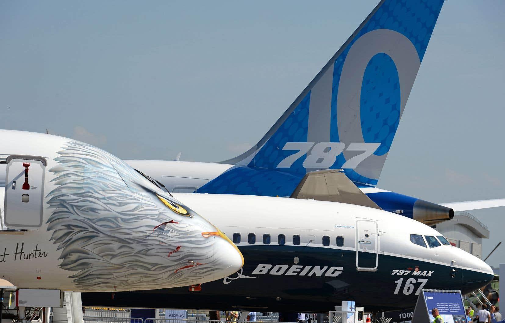 La prise de contrôle des avions de ligne d'Embraer permettrait à Boeing de regagner du terrain dans le moyen-courrier face à Airbus.