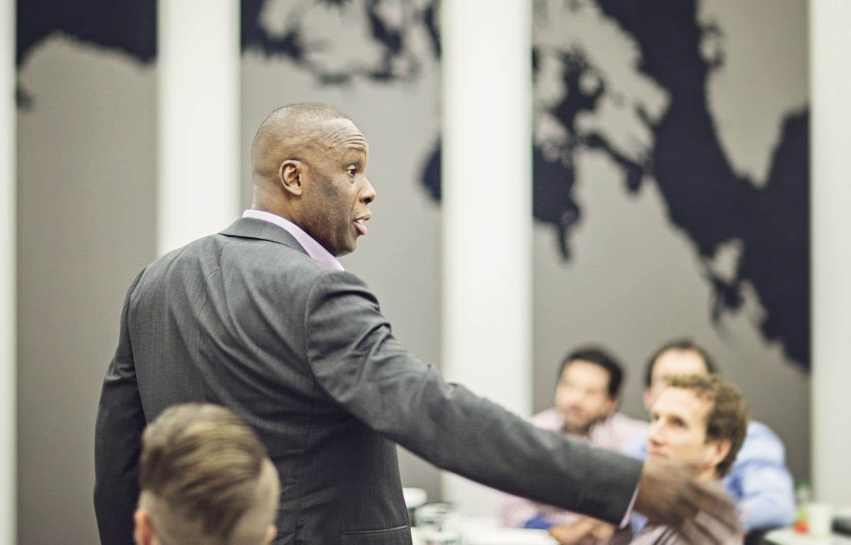 Olympien, entrepreneur et conférencier, Bruny Surinfait partie des personnalités déjà invitées par l'Institut de leadership en gestion.