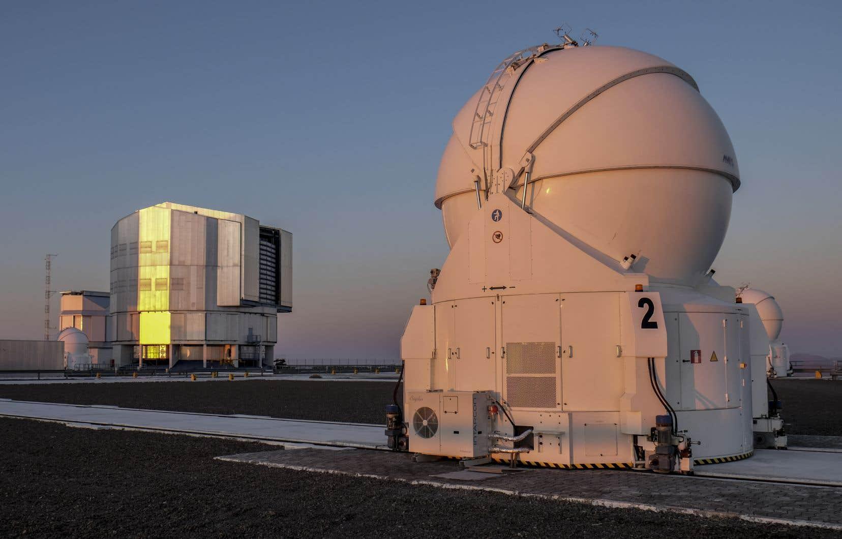 <p>D'ici 2020 on estime que le nord du Chili concentrera 70 % de l'infrastructure astronomique mondiale.</p>