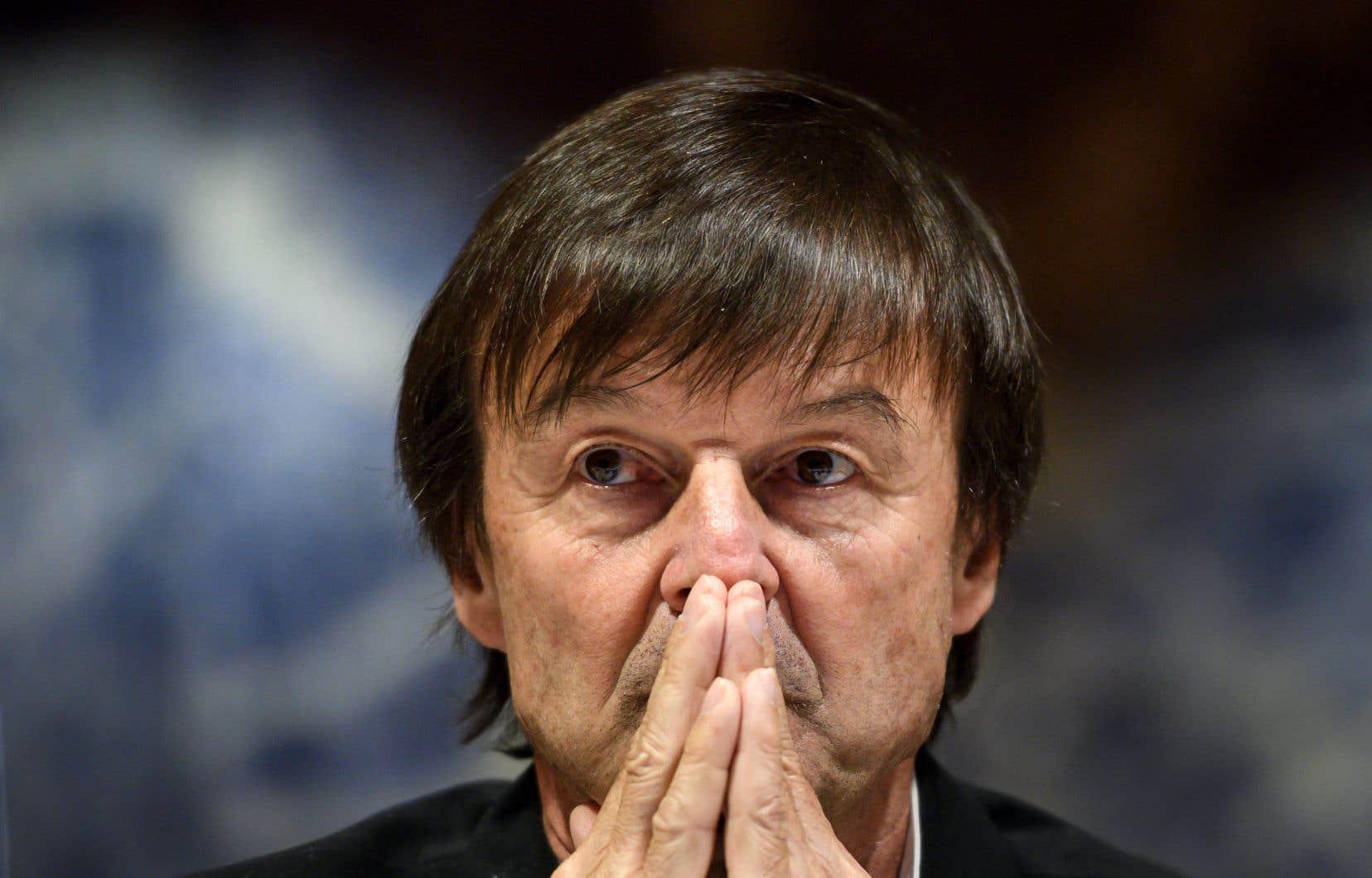 Le ministre fran ais hulot a t accus de viol en 2008 for Ministre francais