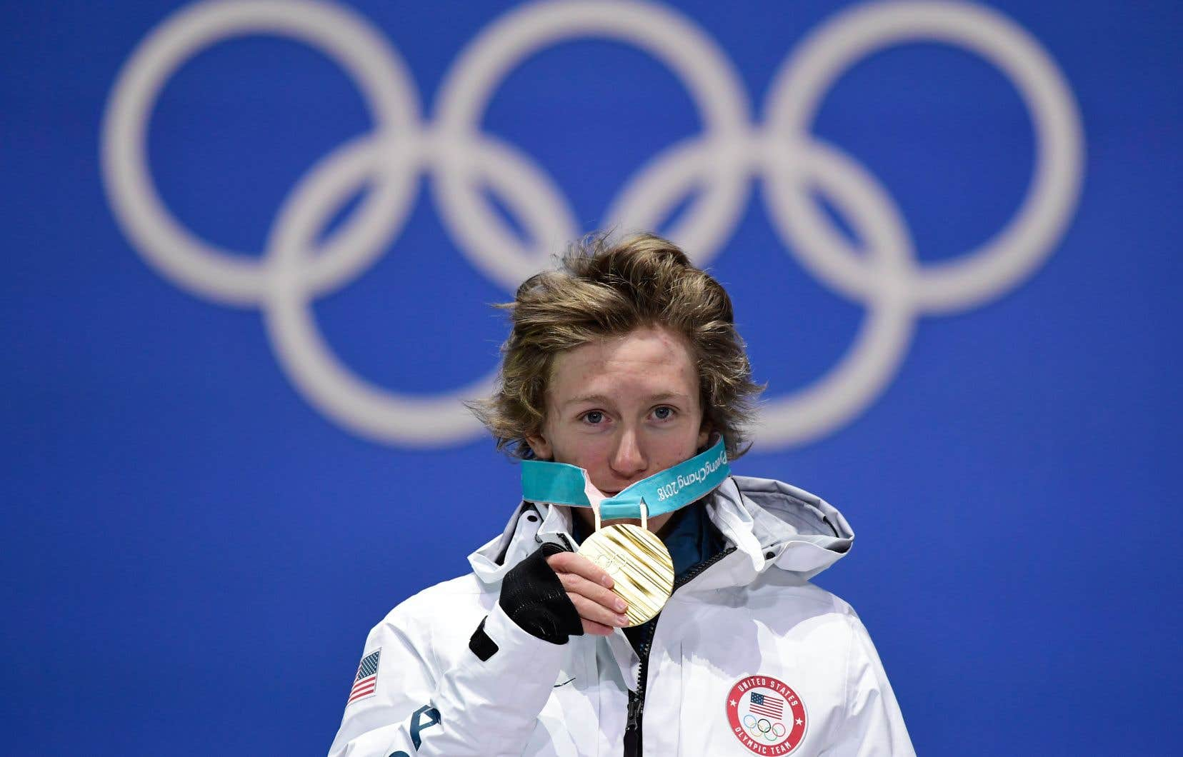 Le planchiste américain Redmond Gerard est devenu le premier athlète né après le 1er janvier 2000 à remporter une médaille lors de Jeux olympiques d'hiver