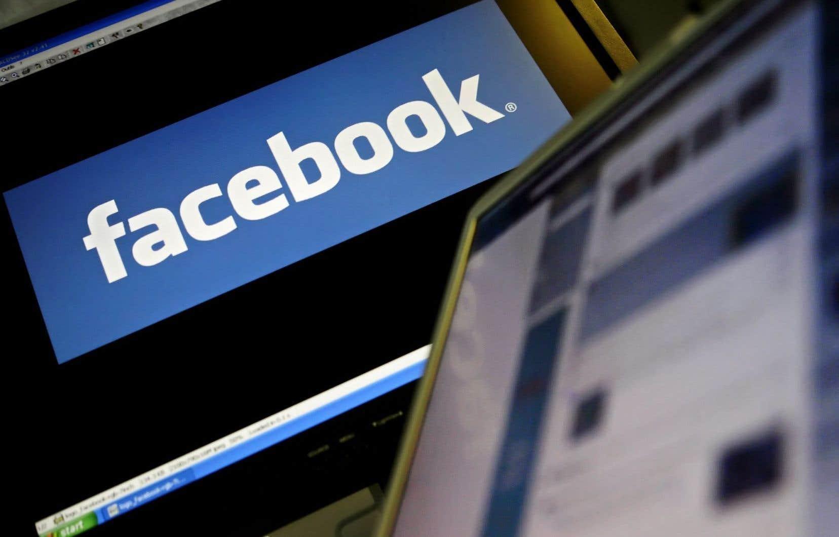 Les moins de 25 ans vont bouder encore davantage Facebook en 2018