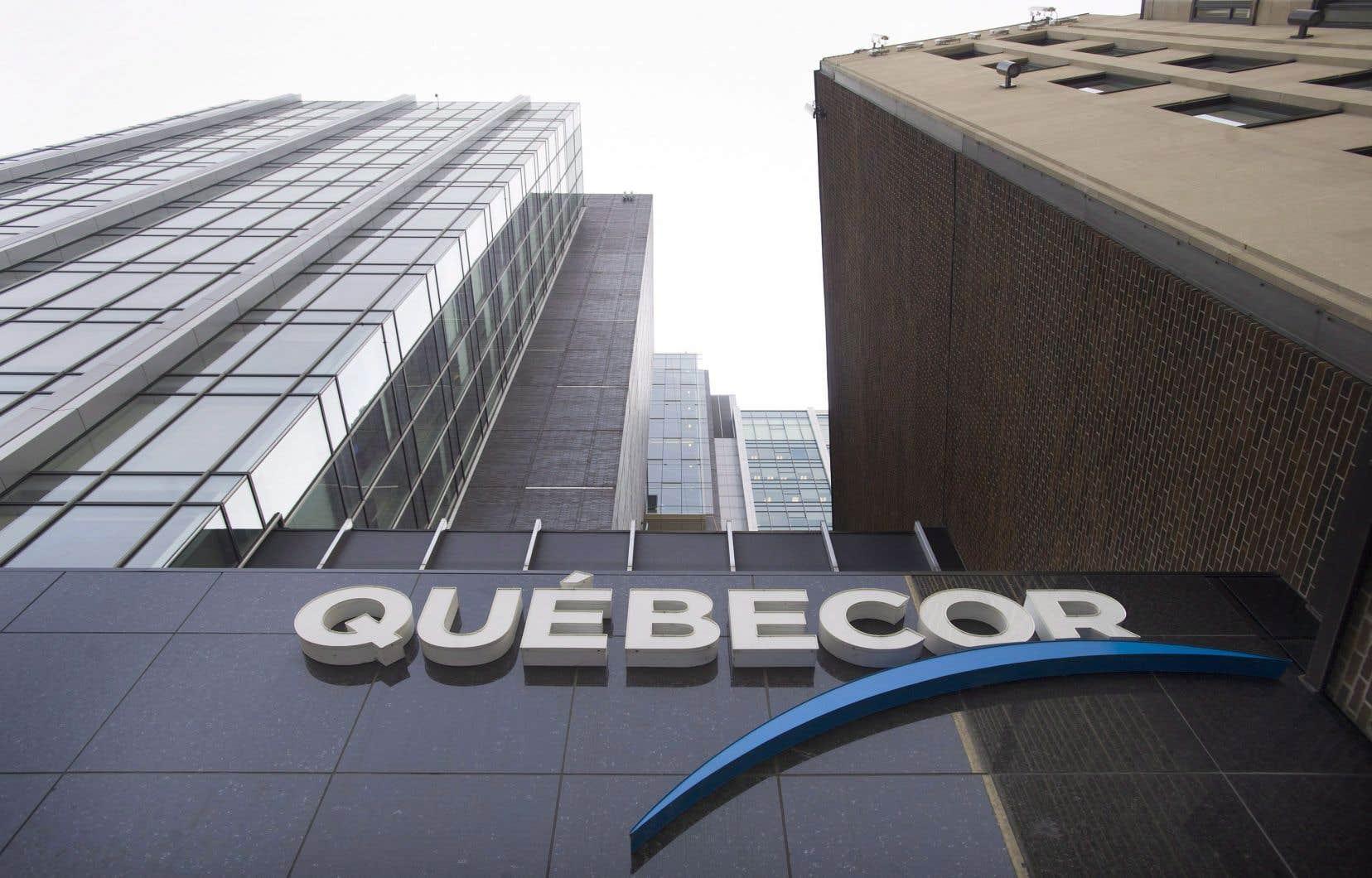 Québecor a déposé une demande d'injonction le 10janvier, à laquelle Juste pour rire a répliqué le 15janvier.