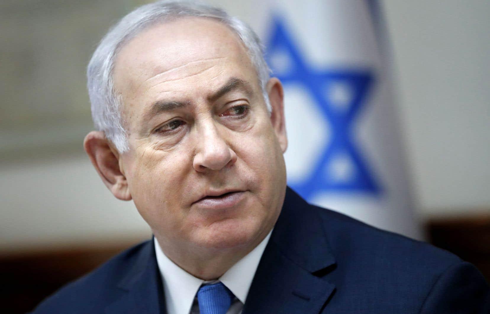 12:46La police israélienne recommande l'inculpation de Netanyahu