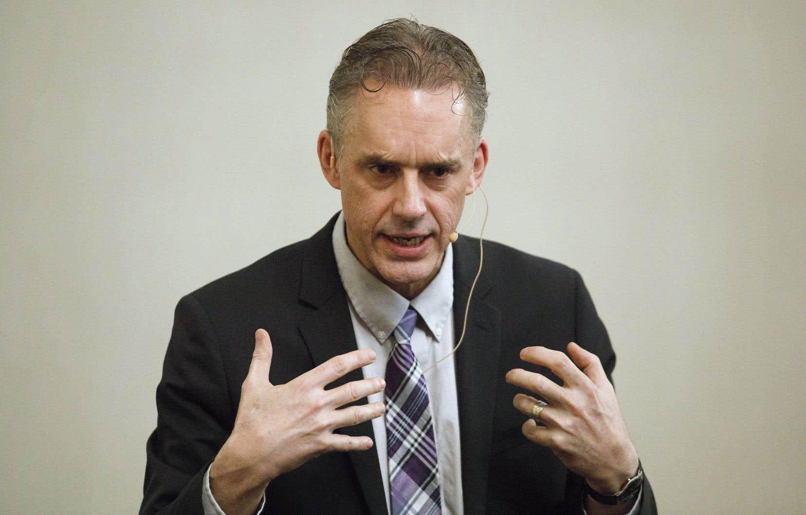 Jordan Peterson est populaire: son dernier livre fait partie des dix meilleures ventes aux États-Unis, en Grande-Bretagne et au Canada.
