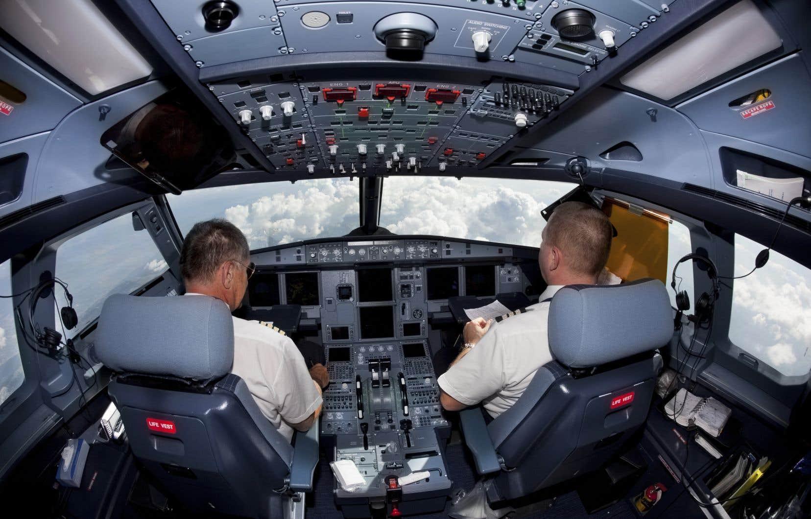 La croissance du transport aérien s'explique par l'essor du tourisme et des livraisons dues au commerce en ligne.