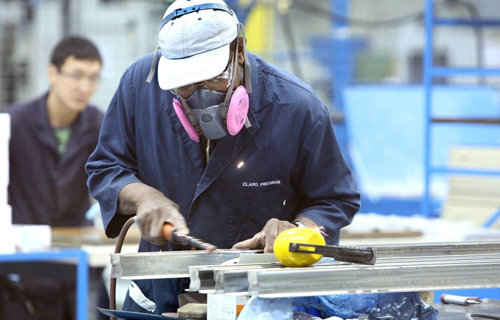 Le Canada dispose aussi d'une main-d'œuvre formée et compétente.