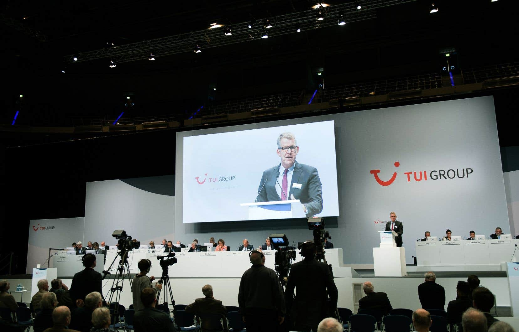 La Turquie et l'Égypte, «qui sont de très grandes destinations, sont de retour», a déclaré à la presse le directeur général, Fritz Joussen, à la suite de la publication des résultats trimestriels de TUI.