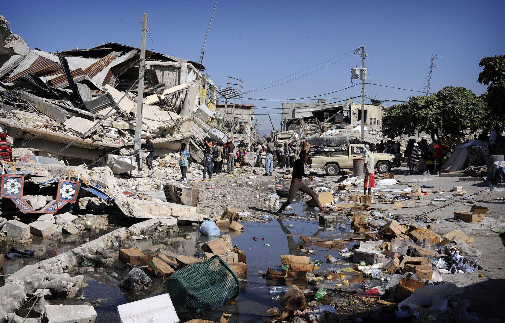 Plusieurs employés d'Oxfam sont accusés d'avoir, entre autres, fait appel à des prostituées en Haïti après le séisme de 2010.