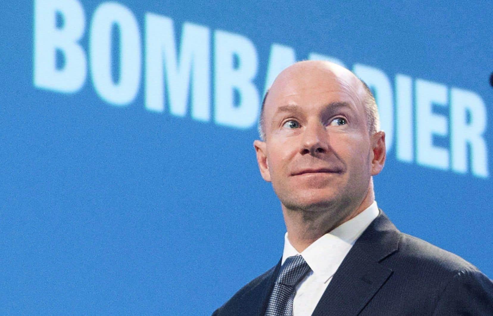 Bombardier réduit ses pertes et hausse ses revenus