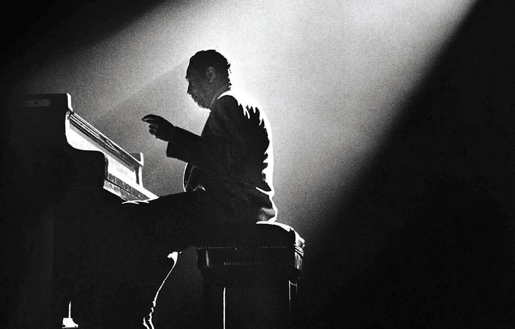 Duke Ellington au théâtre Olympia de Paris, en 1958