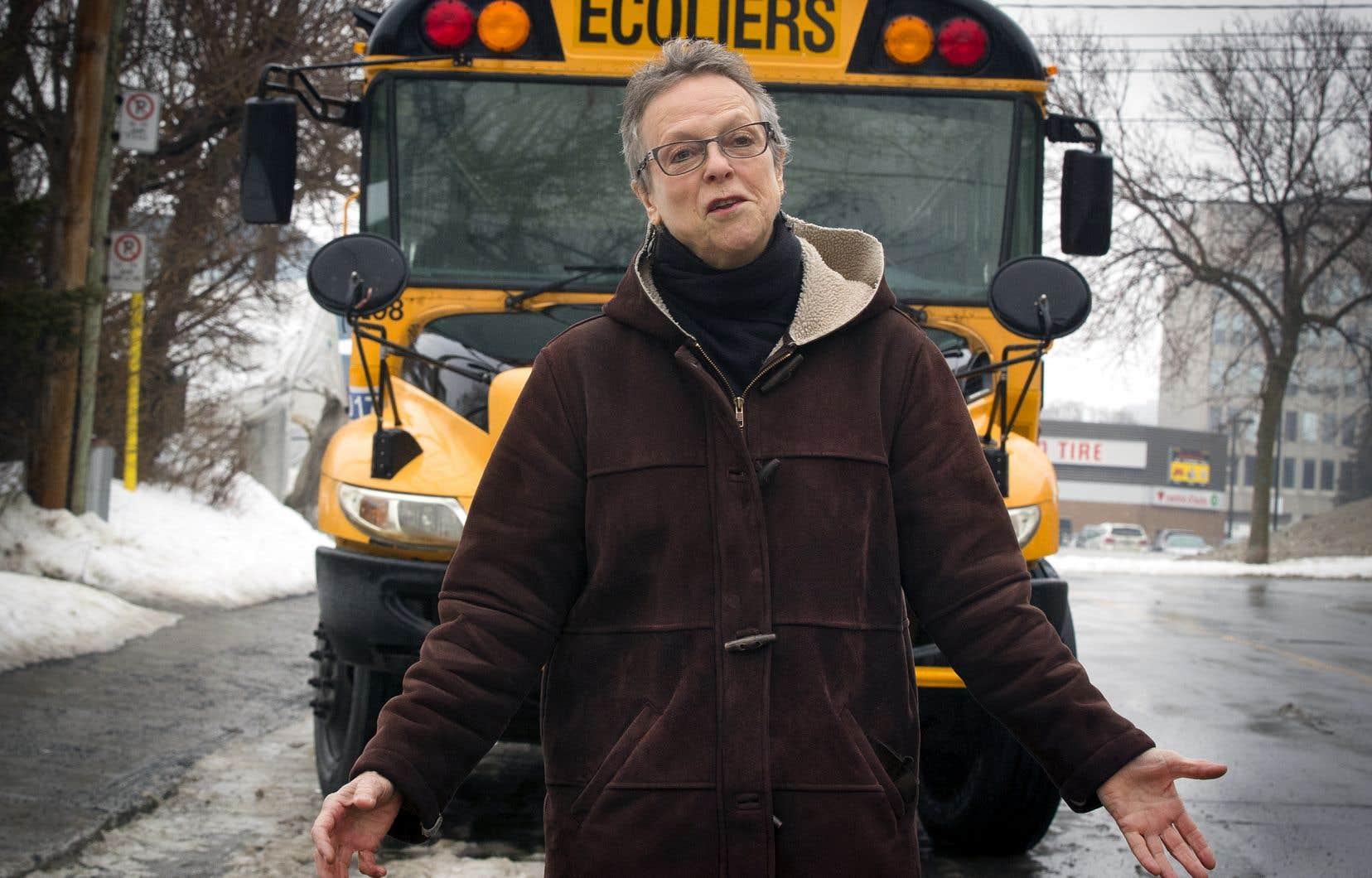 Chrystelle Charpin accuse la direction de son école d'avoir modifié les notes qu'elle avait attribuées à ses élèves.