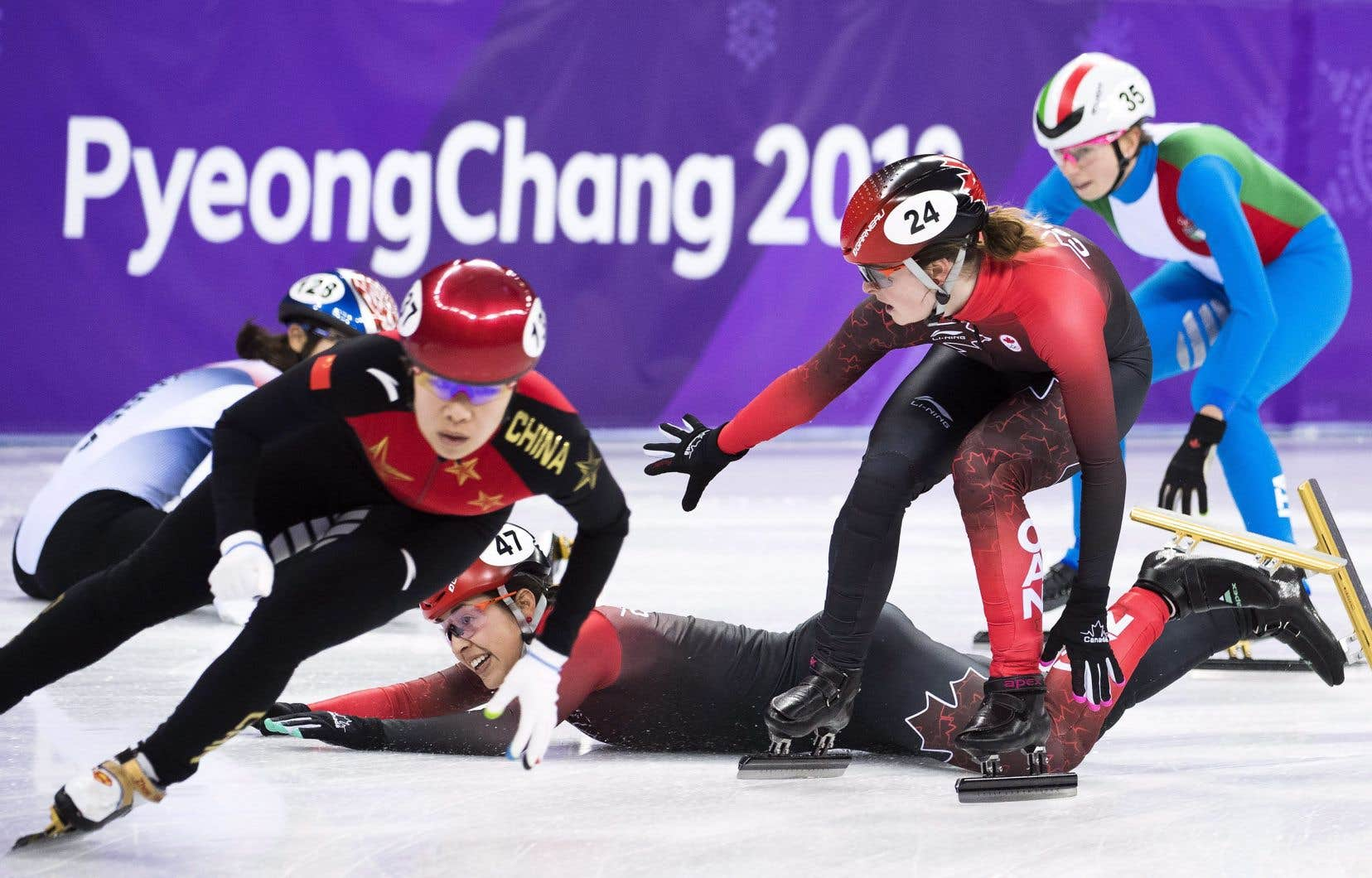 Kim Boutin passe en finale au 1000 mètres