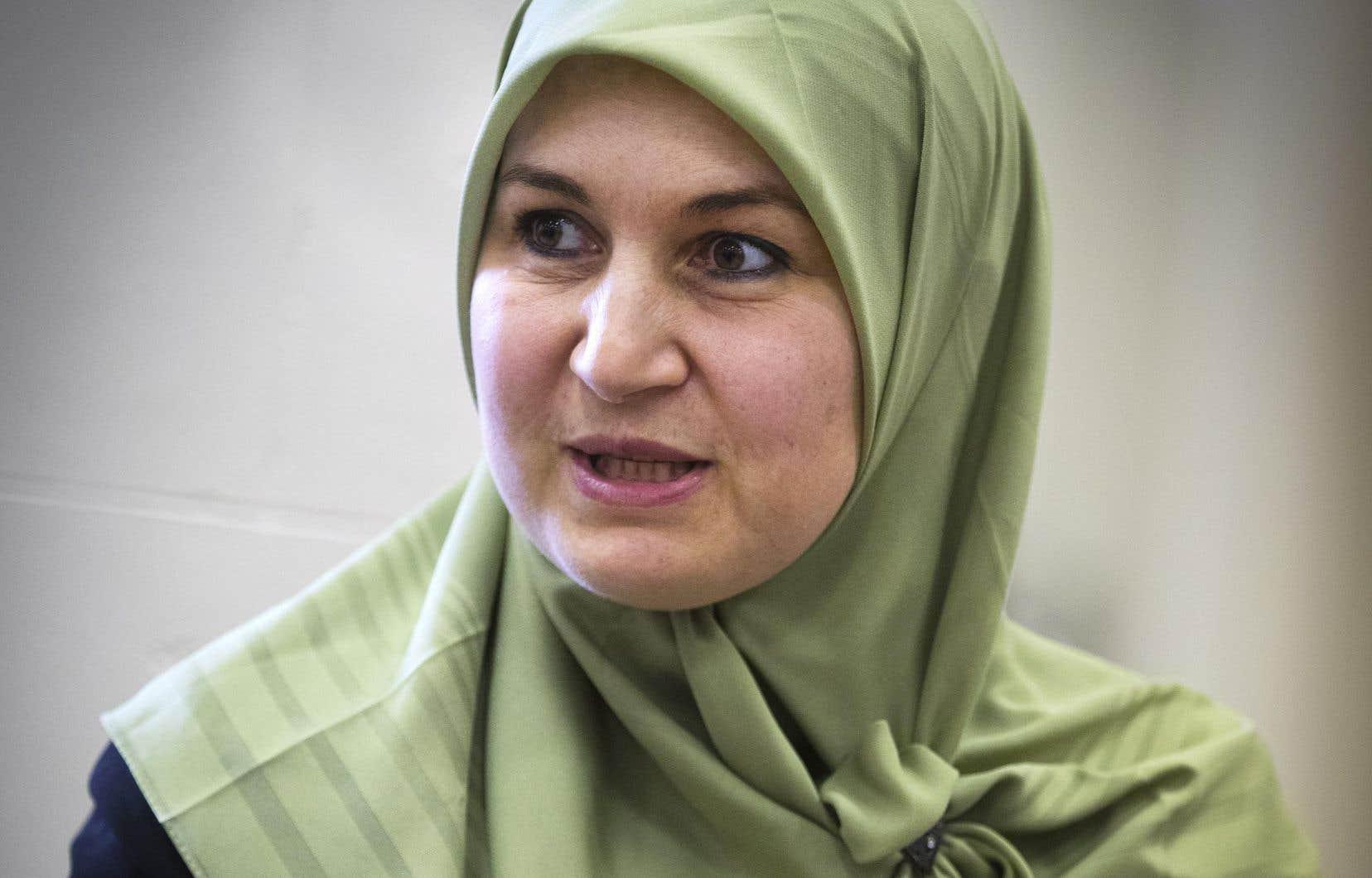 Eve Torres estime que le Directeur général des élections du Québec vient de corriger un déséquilibre.
