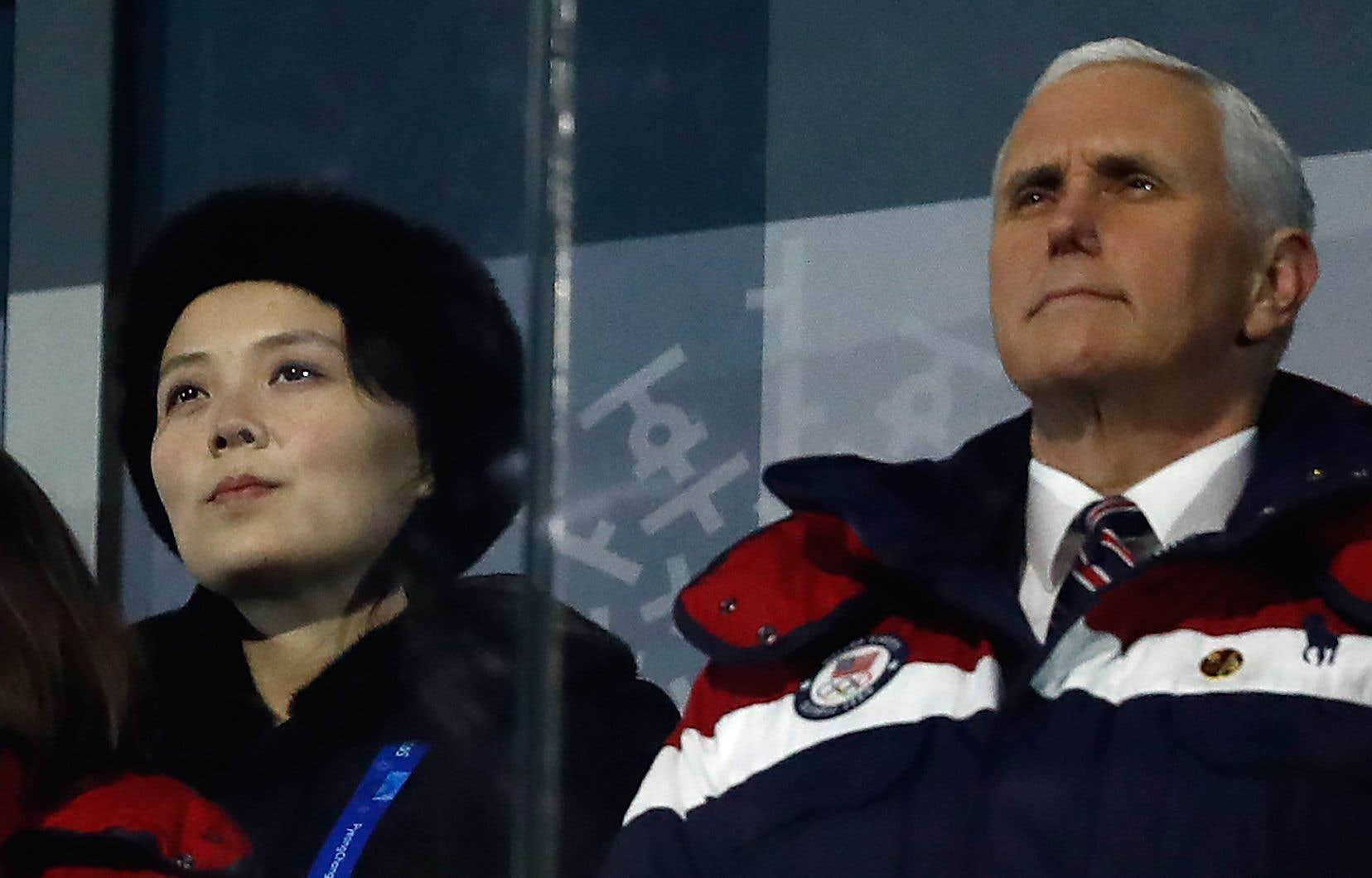 Rencontre avec Mike Pence annulée au dernier moment — Corée du Nord