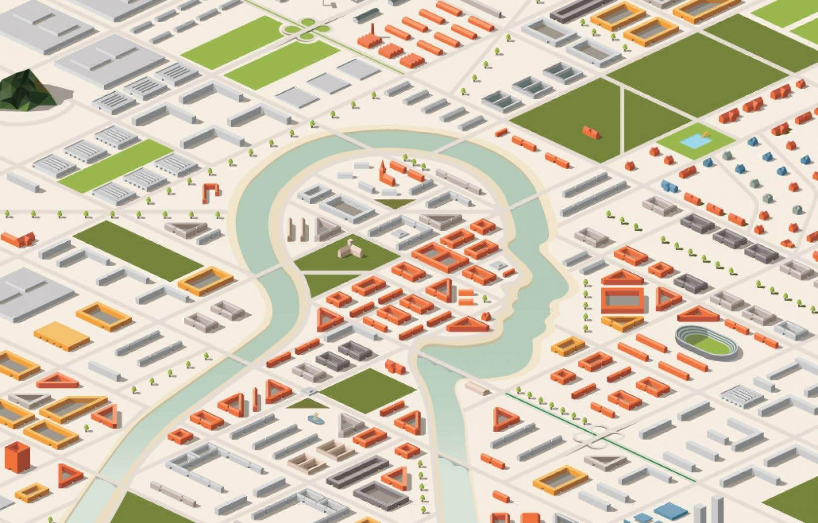 La notion d'aménagement du territoire et d'urbanisme se trouve dispersée dans plusieurs textes législatifs et différentes politiques ministérielles.