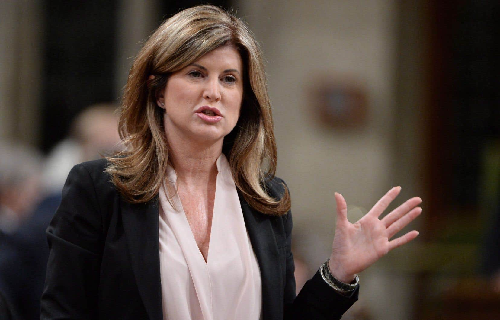 L'ex-députée conservatrice Rona Ambrose juge que l'initiative est nécessaire pour redonner aux femmes confiance dans le système judiciaire.