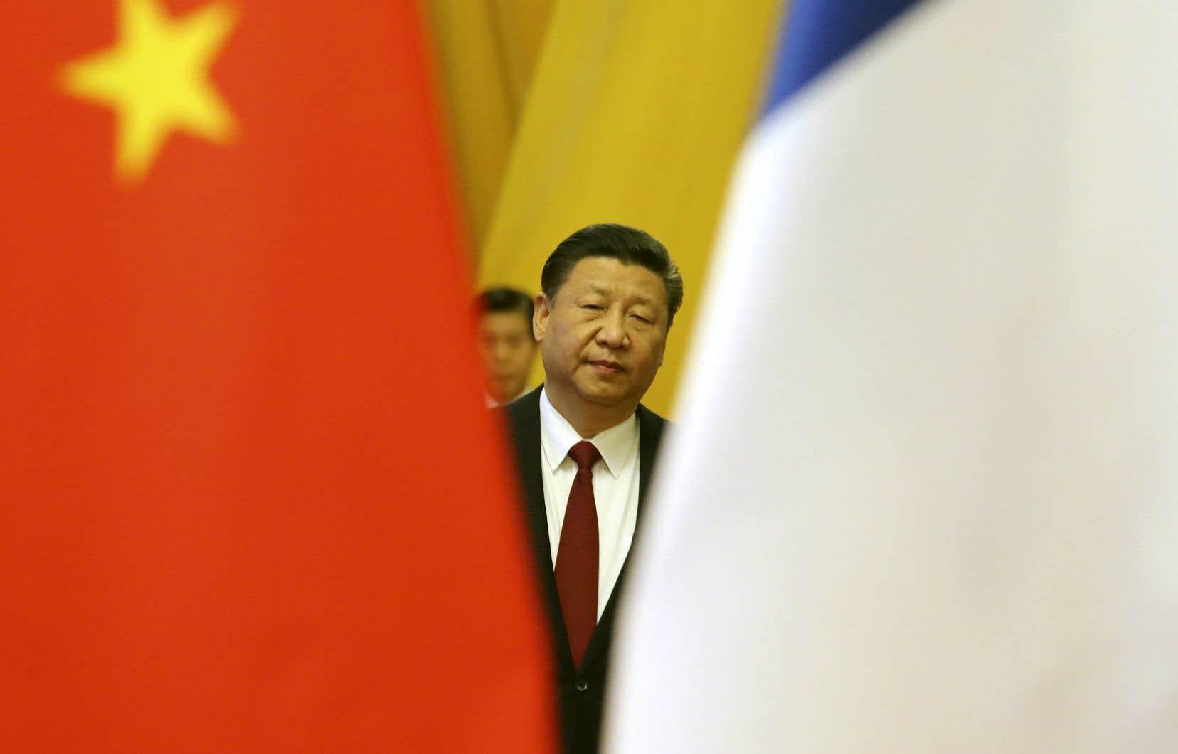 Le président de la République populaire de Chine, Xi Jinping, doit normalement quitter ses fonctions en 2023.