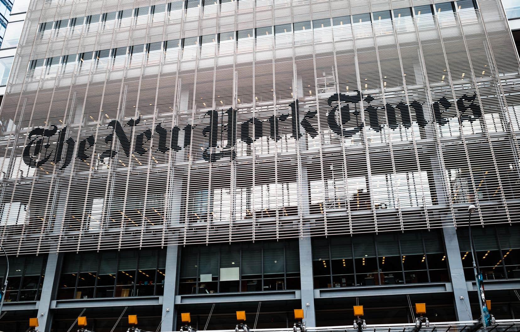 Le «New York Times» compte plus de 2,6millions d'abonnés en ligne payants et ses souscriptions numériques ont représenté 60% de son chiffre d'affaires en 2017.