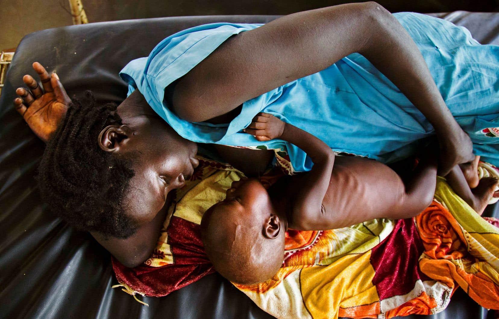 Plus de six millions de personnes risquent de souffrir de la faim sans aide humanitaire.