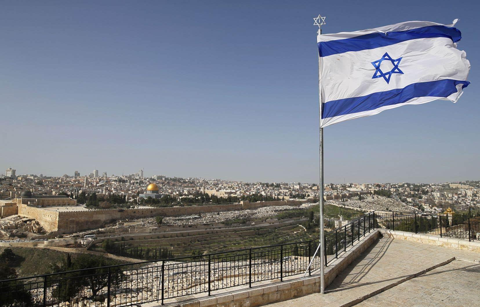 Le chef conservateur Andrew Scheer rompt avec la tradition canadienne en disant qu'il reconnaîtra Jérusalem comme capitale d'Israël si son parti l'emporte aux prochaines élections.