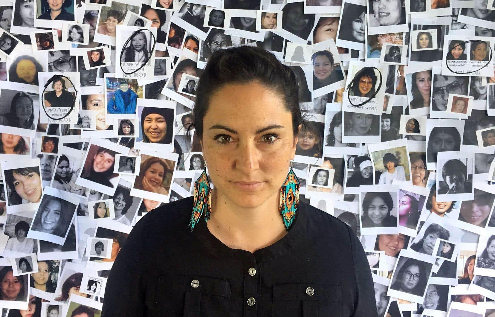 Au Canada, on estime que les femmes autochtones ont huit fois plus de risques d'être assassinées que n'importe quel autre citoyen. La cinéaste Kim O'Bomsawin a multiplié les rencontres pour que soit brisé le silence.