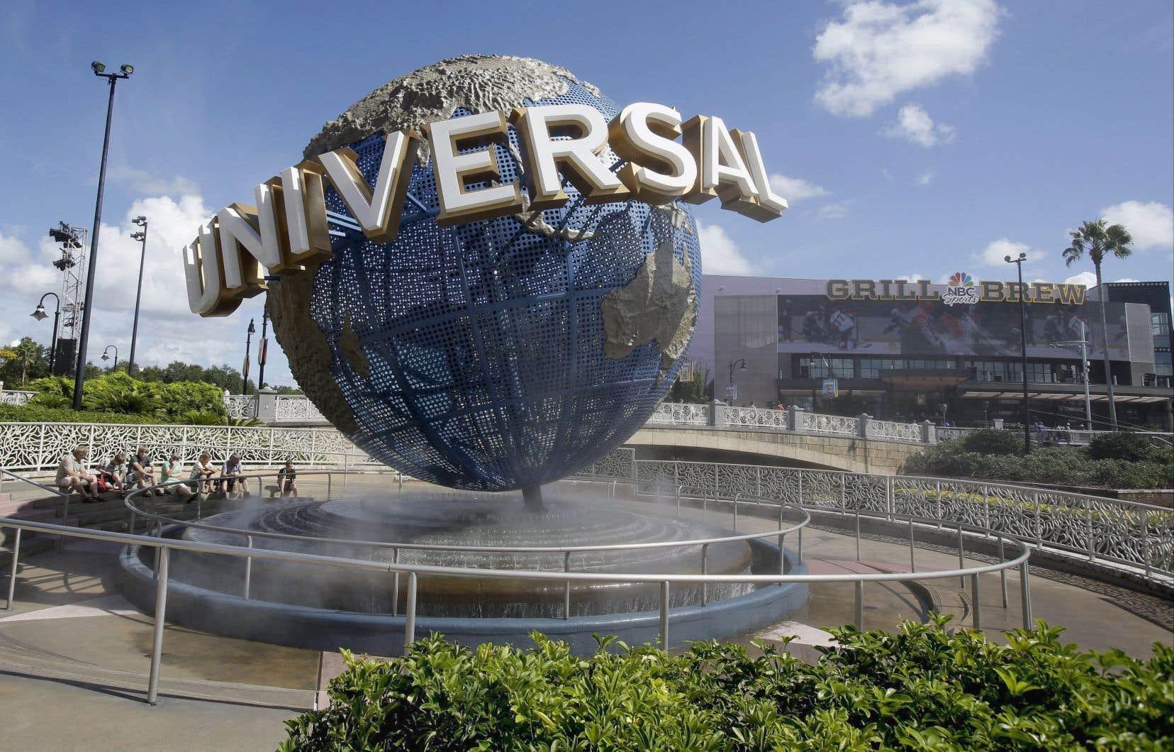 Comcast possède déjà le studio de cinéma Universal, en plus du réseau de télévision NBC.