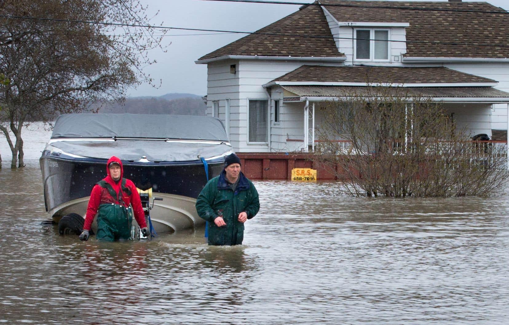Les inondations du printemps 2017 ont touché des citoyens de 291 municipalités. Québec a reçu 6090 réclamations.