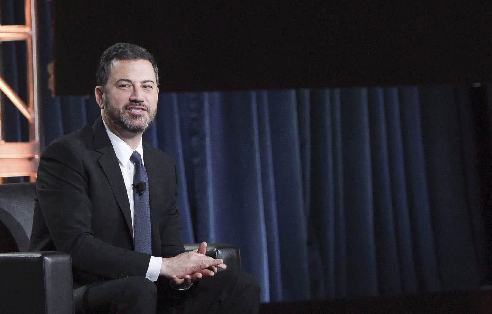 L'animateur Jimmy Kimmel promet que la finale de la 90eremise des Oscar sera inoubliable.