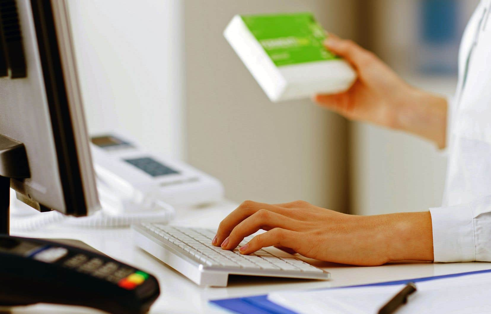 Ce seraient les fournisseurs qui hébergent les dossiers électroniques qui s'adonneraient au croisement de données et à leur vente.