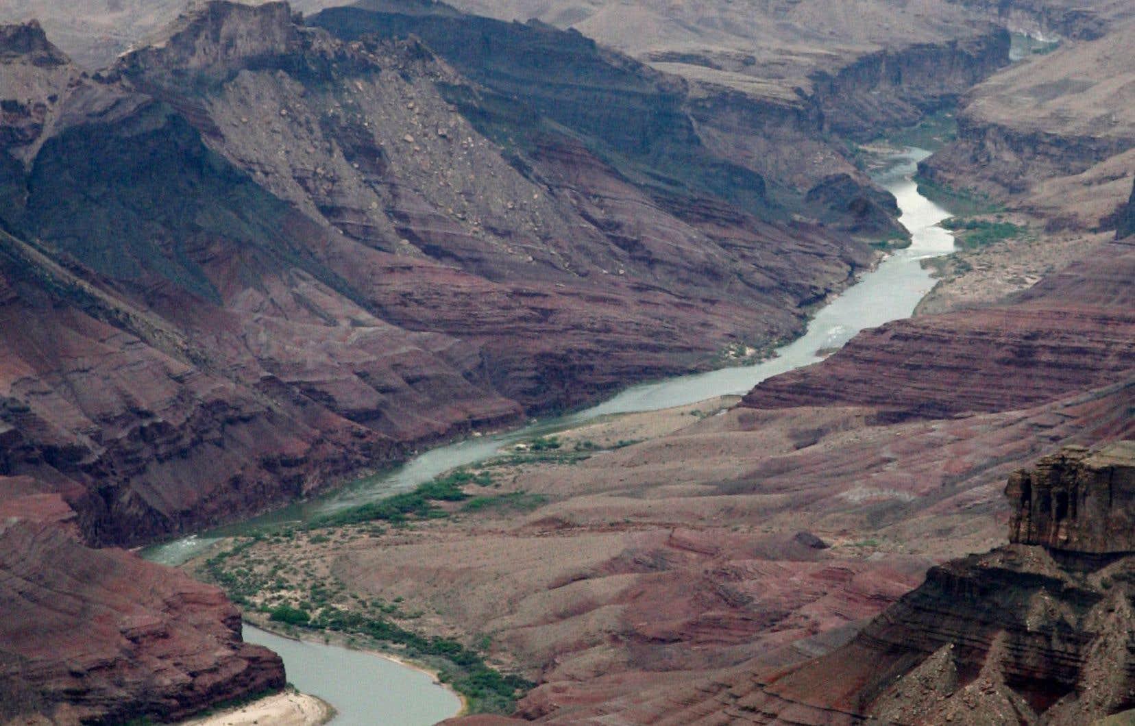 En septembre, le fleuve Colorado, aux États-Unis, a saisi lui-même la justice de l'État pour demander à être reconnu comme personnalité juridique.