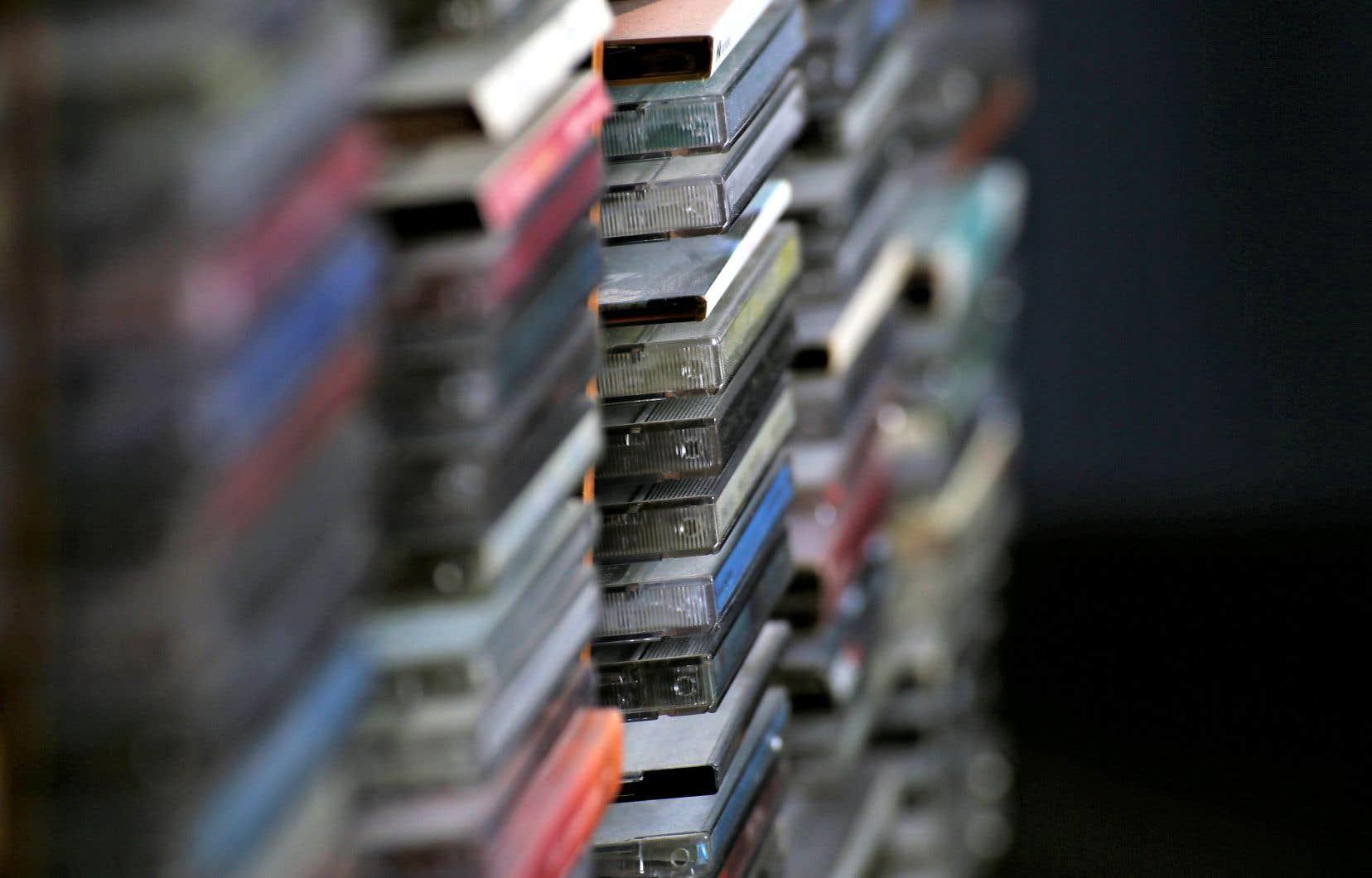 En vue de son déménagement, la société d'État pourrait pilonner la version physique de 150 000 CD.