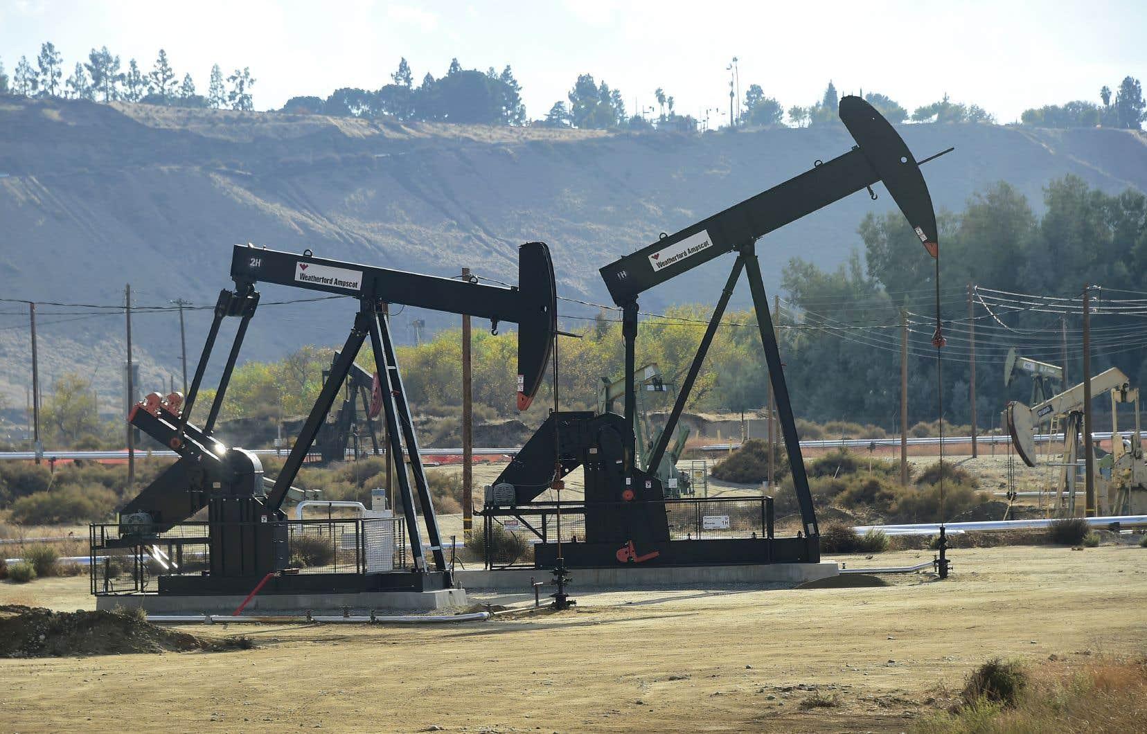 L'Agence internationale de l'énergie a dit lundi que la demande mondiale augmentera d'environ 7% d'ici 2023, à quelque 104,7 millions de barils de pétrole par jour.