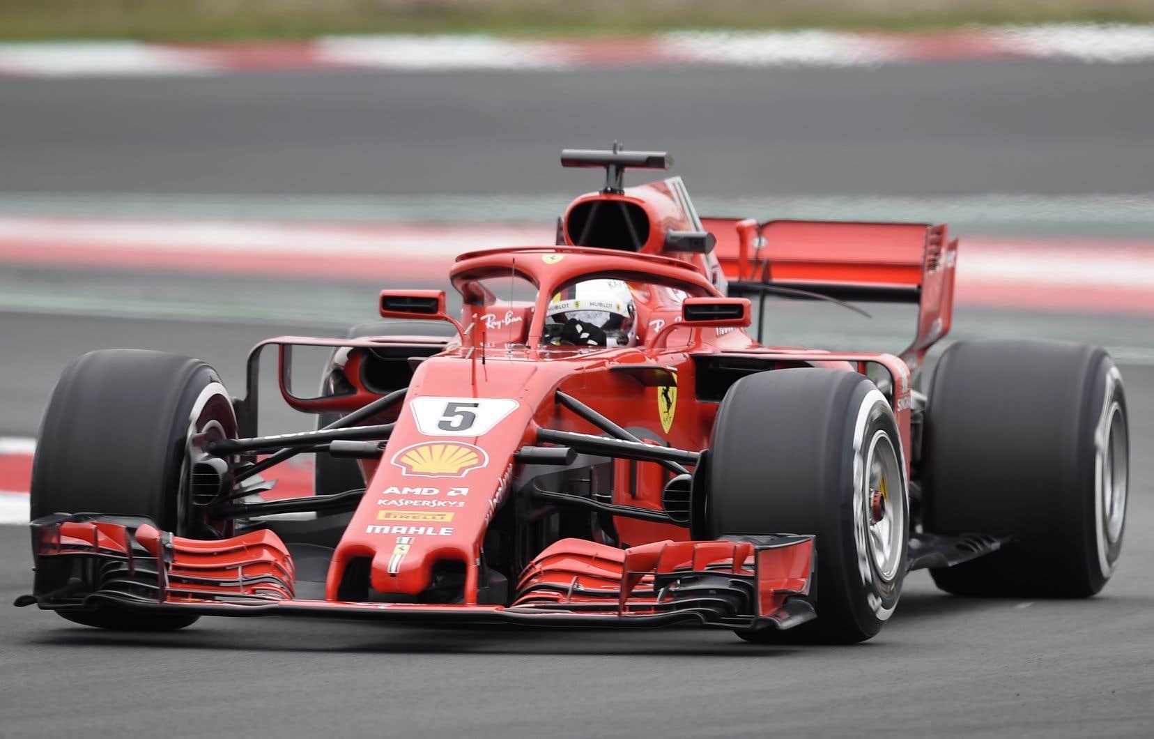 «Nous avons réussi à respecter notre plan de match, même si les conditions climatiques n'ont pas toujours été idéales à cause du vent», a analysé Sebastian Vettel.