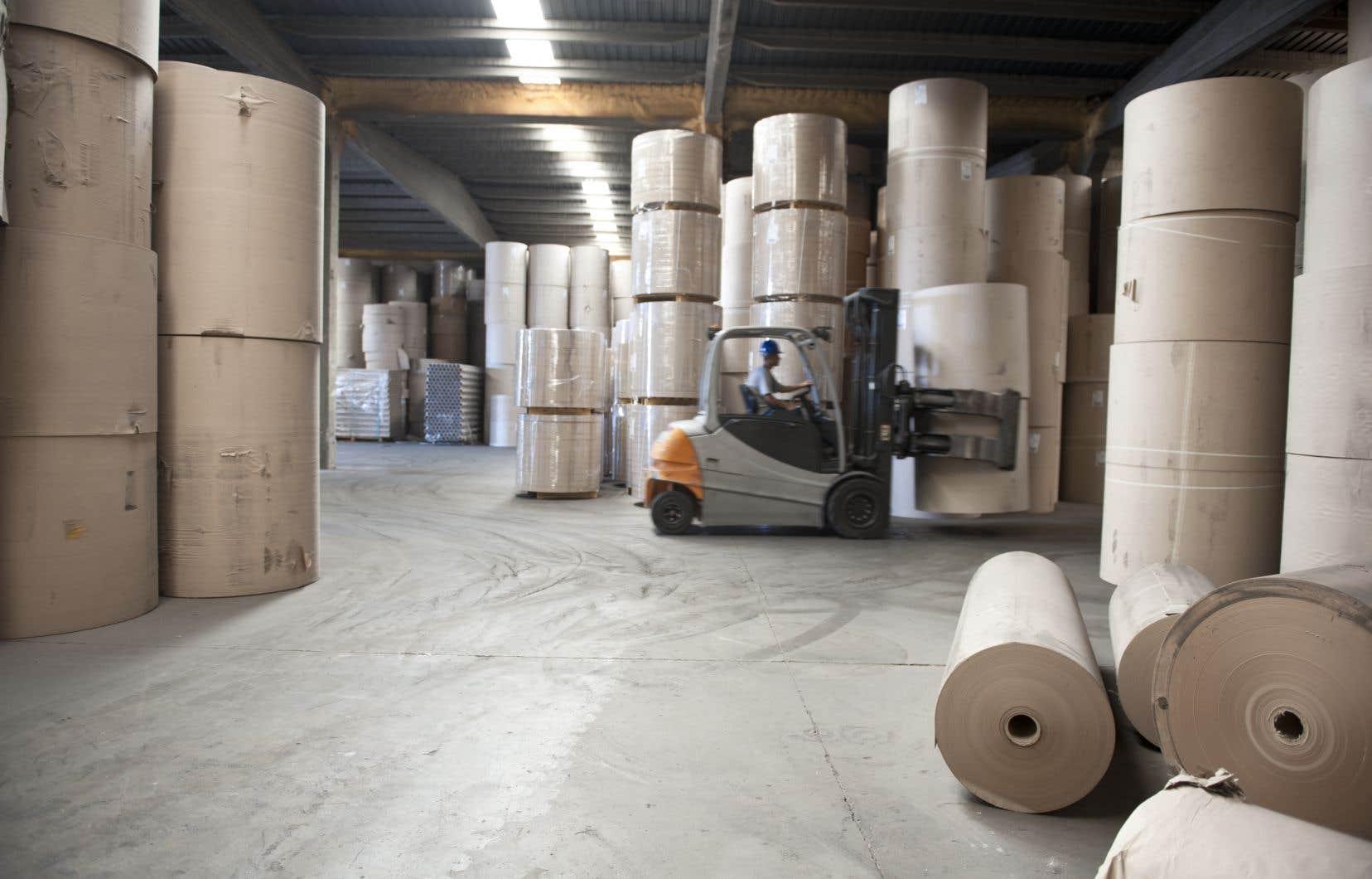 L'entreprise Mercer International jugeait qu'elle faisait l'objet de discrimination concernant la production d'électricité à son usine de pâte kraft.