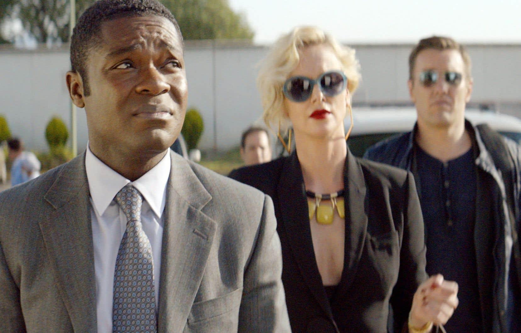 Dans le rôle d'Harold, David Oyelowo est parfait de sincérité. Idem pour Charlize Theron, qui vole ici la vedette comme elle l'a fait dans «Mad Max».