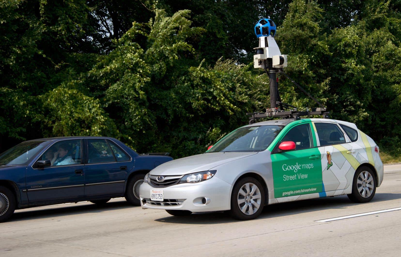 Google Street View ne faisait pas que prendre des images des rues, il pillait aussi les ordinateurs des citoyens, selon ce qui est reproché par l'action collective intentée contre l'entreprise.