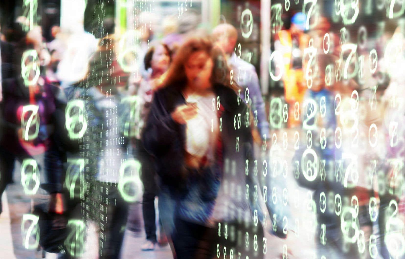 La quantité et la qualité des informations transmises malgré nous dépendent du degré d'intrusion des sites, de ce que nous-mêmes avons laissé comme traces sur le Web, et de ce qu'on y a dit de nous.