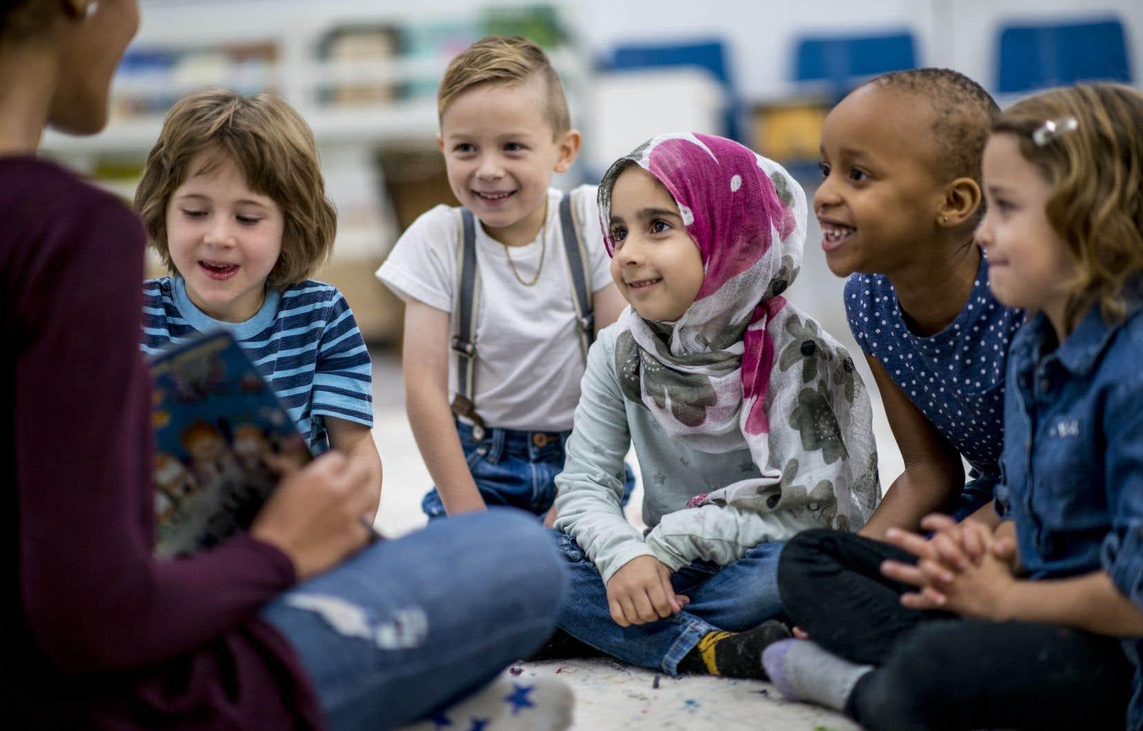 L'étude a été réalisée par des chercheurs américains et espagnols, et repose sur l'analyse de prélèvements dans 59 cerveaux d'enfants et d'adultes.