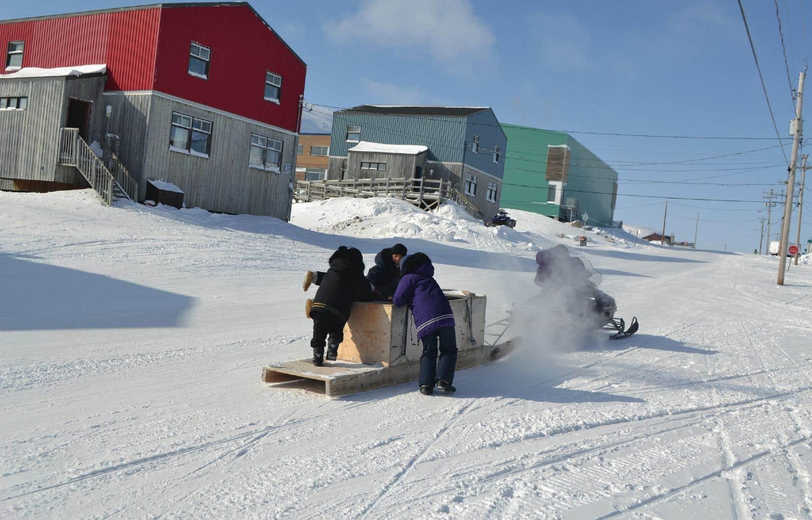Parmi tous les dossiers visant la jeunesse autochtone, ceux concernant les Inuits sont les plus nombreux.