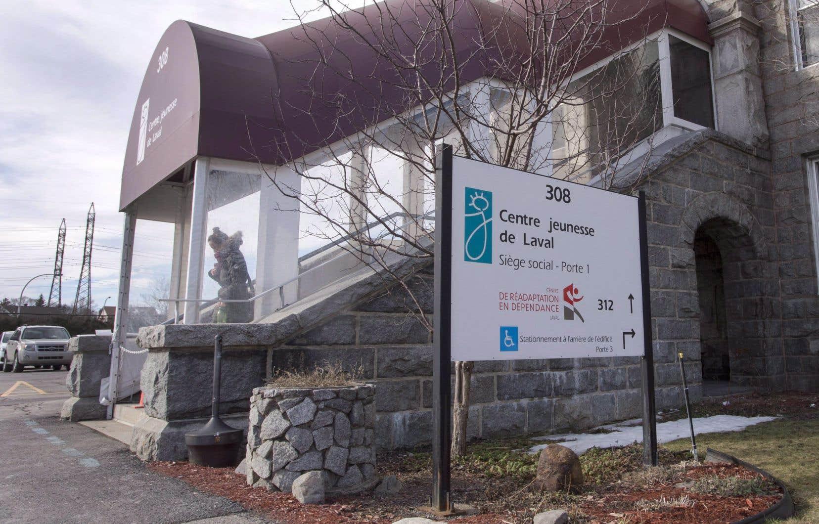 Le Centre jeunesse de Laval a souvent fait la manchette ces dernières années.