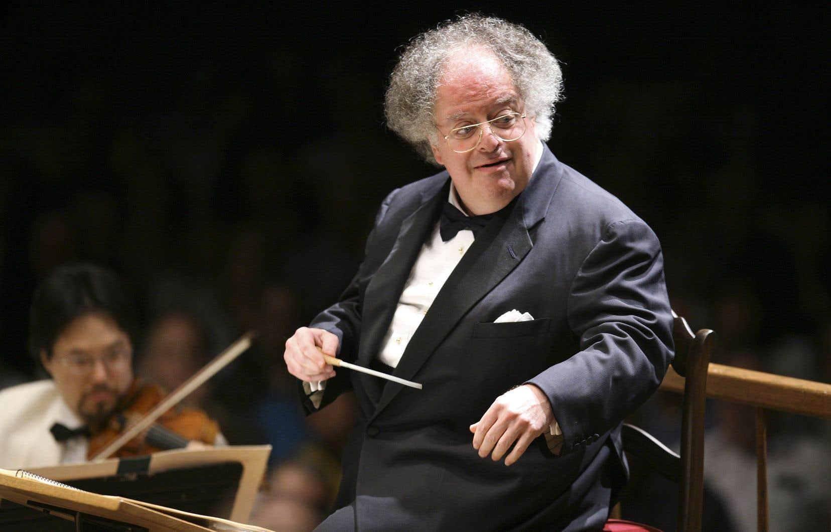 Le MET licencie le célèbre chef d'orchestre James Livine — Scandale sexuel