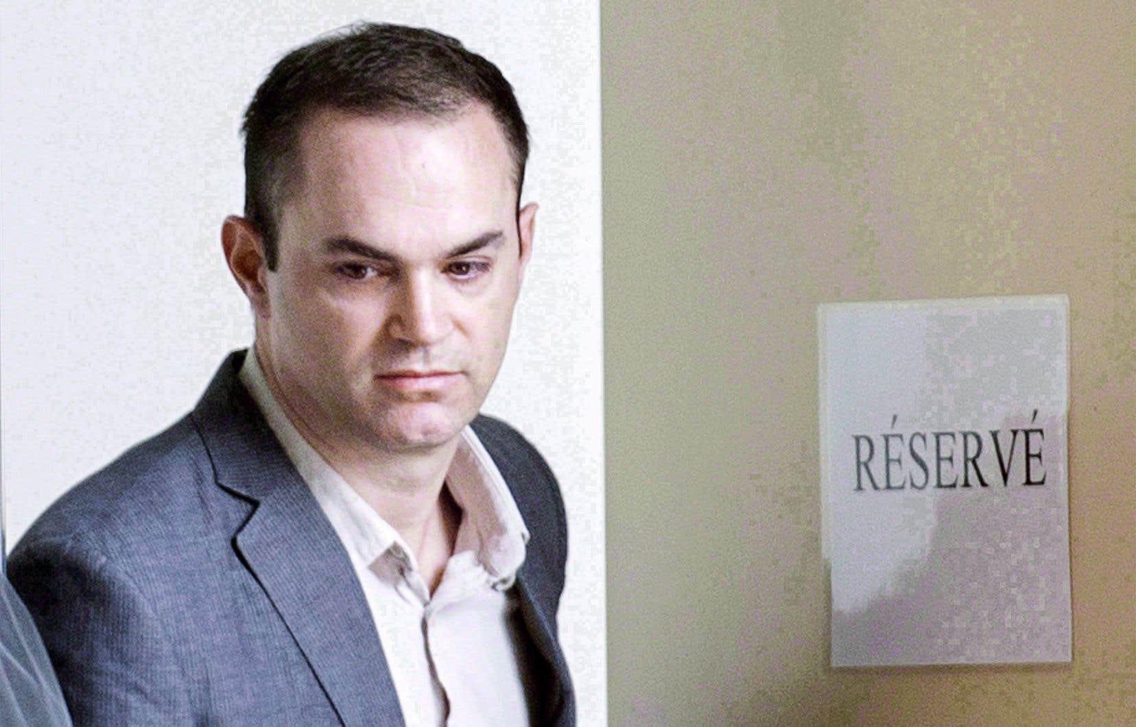 Guy Turcotte a été condamné en 2015 à la prison à perpétuité pour le meurtre de ses deux enfants.