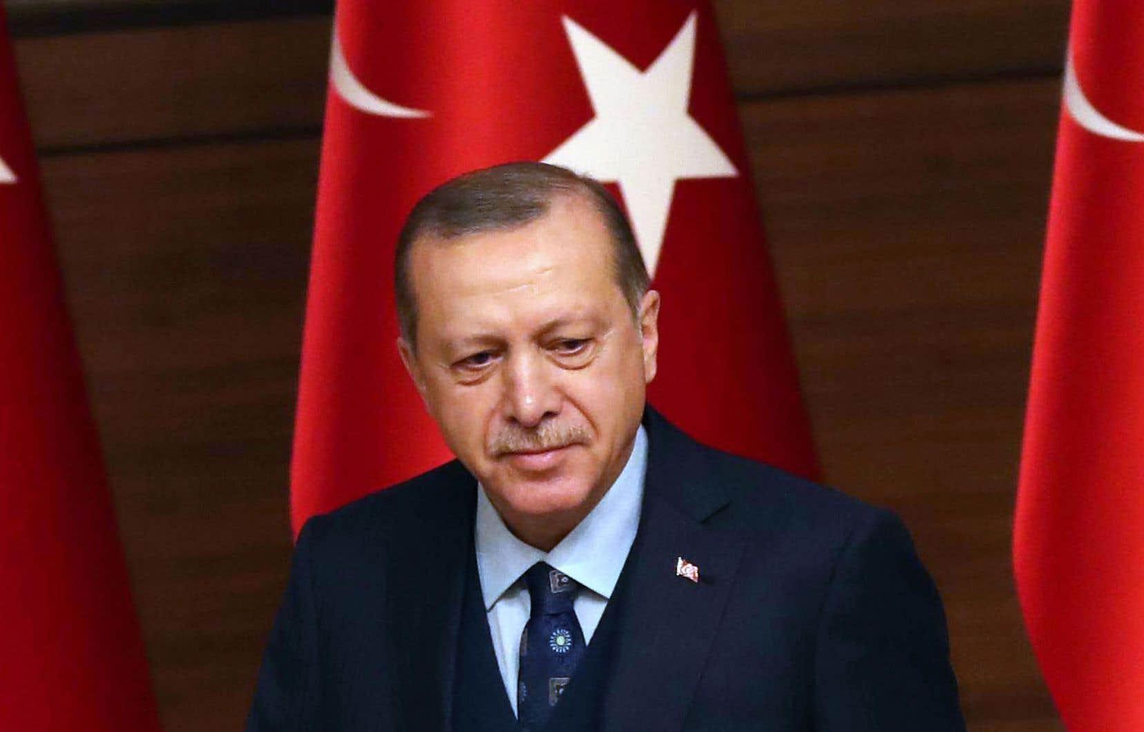 Le président turc, Recep Tayyip Erdogan, fera tout pour asseoir encore plus solidement son pouvoir.