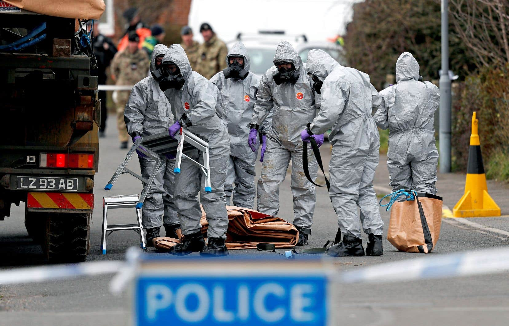 L'enquête sur l'empoisonnement de Sergueï Skripal et de sa fille s'est poursuivie, mercredi, à Salisbury.