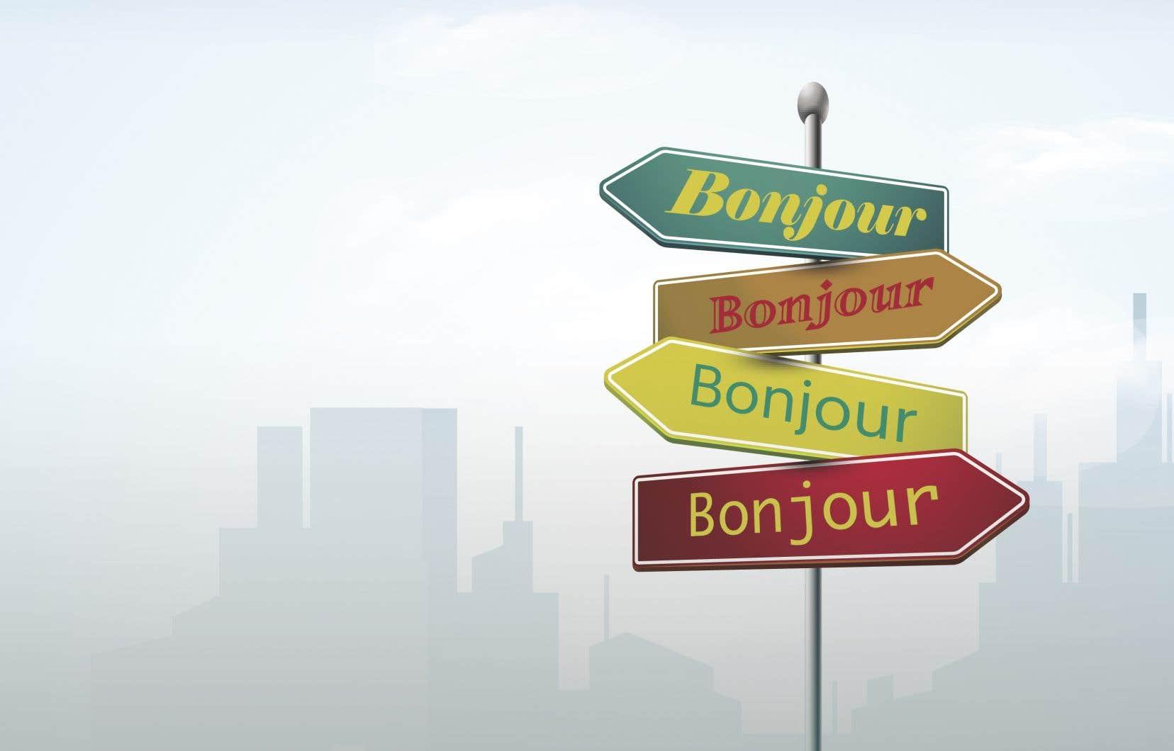 Le français étend ses tentacules bien au-delà du Québec, reconnu comme le berceau de la francophonie en Amérique du Nord.